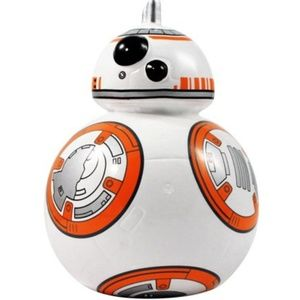 Star wars droid bb8 coin bank ceramic